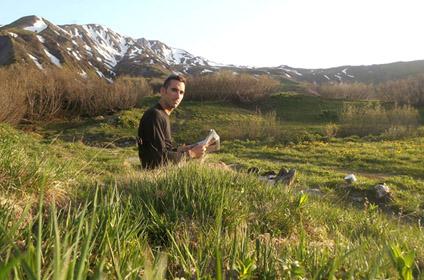 Randonnée massif du Beaufortain
